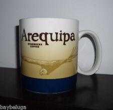 NEW!! Starbucks Coffee Global Icon City Mug AREQUIPA, Peru! Condor :)