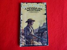 Nevada Jim, Spur Route By Marshall Grover (1969) 1st