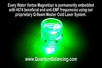 3-PACK Water Vortex Magnetizer Implosion Research Device - BUY 3 AND SAVE $45