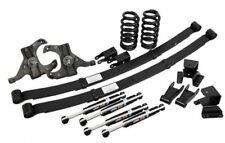 1973-87 Chevy C10 Suspension Lowering Kit, Complete