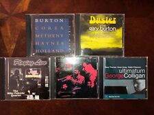 Jazz Group 6CD LOT: Gary Burton, Metheny, Colligan, Copeland