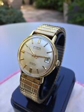 Vintage Circa'1940 Porta Automatic 25 Jewel Incabloc Watch Perfect Working Order