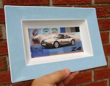 BMW Z4 ROADSTER CERAMIC PORCELAIN DISH DRESSER TRAY BY ROSENTHAL AG OF GERMANY