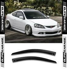 Honda Integra DC5 Type R S Base Coupe Side Window Visors Weathershields (01-06)