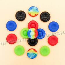 UK 15PCS Thumb Grips Stick Cover Caps for PS4 PS3 XBOX ONE 360 Analog Controller