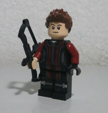 Hawkeye Spiked Hair 76030 76042 Avenger Marvel Super Hero LEGO Minifigure Figure