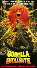 Godzilla vs. Biollante [Dvd] Manufactured On Demand Region 1 Plant Monster