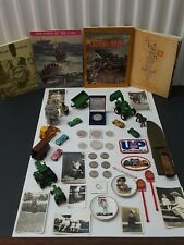 Junk Drawer Lot Items./ Old Silver Coins & Other Items. No - Damage .No- Reserve