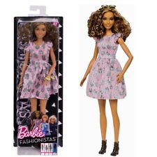 Barbie - Fashionistas 67 - Tall - Poupée en Robe Rose