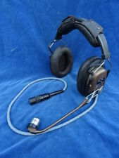 CASQUE AUDIO DE PILOTE / Airman headphones - MILITARIAT - TOP++++ !