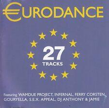 EURODANCE Various CD