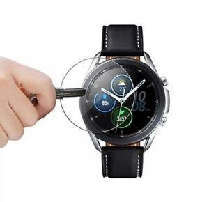 2x Displayschutz für Samsung Galaxy Watch 3 41mm/45mm  - Glasschutzfolie 9H