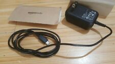 Amazon Kindle Fire original box, cords, power, case! Everything but the Kindle!