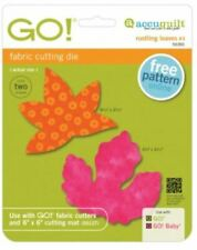 Accuquilt Die GO! 55391 Rustling Leaves #3 Quilting Embroidery