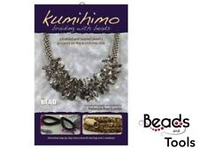 Kumihimo Braiding with beads - Learn how to Kumihimo with beads, it's addictive!