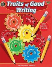 Teacher Created Resources Grade 5-6 Good Writing Book Education Printed Book -