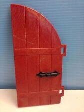 sympa  pièce détachée chateau  3269 playmobil ( medieval , porte   ) 1331