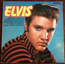 ELVIS PRESLEY,COMPILATION ALBUM, VINTAGE LP 33,EXCELLENT CONDITION