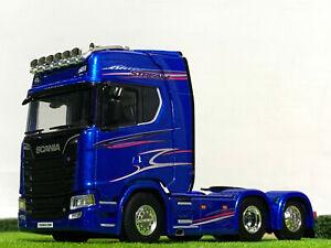 Scania S highline CS20H 6x2 tag axle,WSI truck models 04-2045