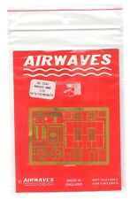 Airwaves Accessories 1:72 Fw Ta 154 Moskito Photoetch Detail AW2043-MMD AC7243