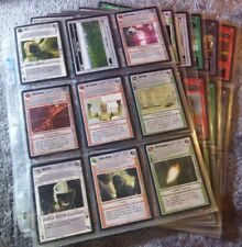 60 x STAR WARS A New Hope DECIPHER CCG Vintage Game Cards 1995 Assorted Types