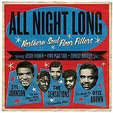 All Night Long Northern Soul Floor Fillers Various Artists 0825764001021