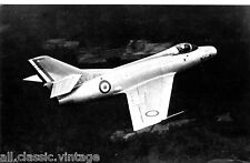 Postcard 877 - Aircraft/Aviation Real Photo G.A. Marcel Dassault 452 Mystere IVA