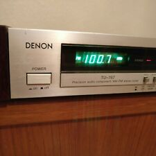New listing Denon Tu-767 Vintage Digital Tuner