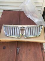 2009 to 2012 lincoln mkz front chrome grill