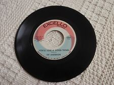 NORTHERN SOUL KIP ANDERSON YOU'LL LOSE A GOOD THING/I'M OUT OF LOVE EXCELLO 2288
