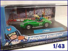 Miniature Michel Vaillant - Le Circuit de la Peur - Ech.: 1/43 - Promocar