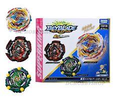 Takara Tomy Beyblade Burst SuperKing Booster B-171 Triple Booster set b171