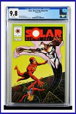 Solar Man Of The Atom #19 CGC Graded 9.8 Valiant March 1993 Comic Book