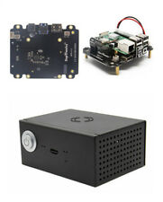 New X820 USB 3.0 SATA HDD/SSD Storage Expansion Board + Case For Raspberry Pi