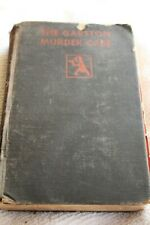 vintage hardcover THE GARSTON MURDER CASE 1930 BY H.B BAILEY