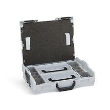 Professional Werkzeukoffer Bosch Sortimo L-Boxx 102 Gr1 inkl. ISB Mini L-Boxx