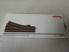 Märklin 24612 h0-suave a la derecha para el C-vía, productos nuevos,