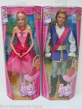 Barbie in the Pink Shoes - Barbie as Kristyn Farraday & Ken as Prince Siegfried
