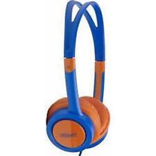 Urbanz Vibe Light Full Ear Stereo Headphones Orange