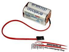 Empfänger-Antriebsakku ,Eneloop 4.8V2000 mAh flachform, Stecker frei wählbar...
