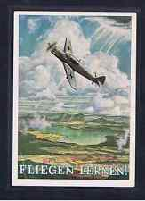 GERMANY 1942 FIELDPOST FLYING CORPS