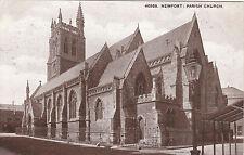 The Parish Church, NEWPORT, Isle Of Wight