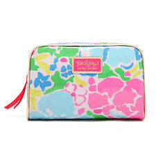 ESTEE LAUDER Waterproof Makeup Cosmetics Bag, Lilly Pulitzer Edition, Brand NEW!
