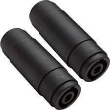 4 Pole/Pin Speakon Coupler–Female to Socket Speaker Adapter/Converter Joiner PA