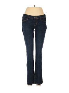 Bullhead Juniors Denim Blue Jeans Size 7 Style Hermosa Super Skinny