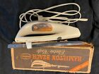 Vintage Hamilton Beach Double Blade Electric Knife Model 275A Scovill