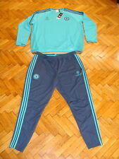 Chelsea Soccer Tracksuit Adidas Champions League Football Training Suit NEW XXL
