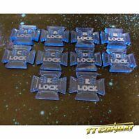TTCombat - Target Lock Marker (Neptune Blue) great for X-Wing