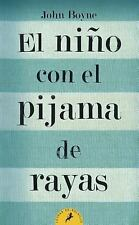 El nino con el pijama de rayas/ The Boy in the Striped Pajamas (Letras De Bolsil