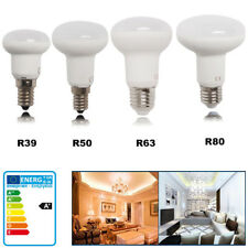 E27 E14 LED R39 R50 R63 R80 5W 7W 10W 12W Reflector Spot Lamp Globe Bulb Light